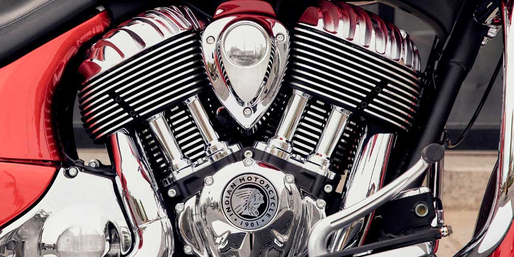 THUNDER STROKE 111 V-TWIN ENGINE